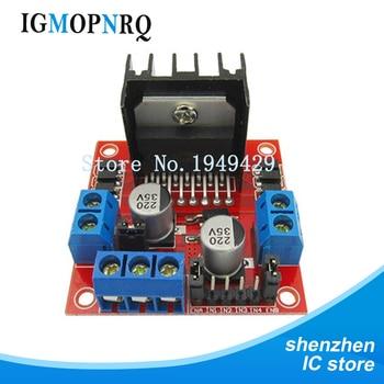 цена на 1pcs New Dual H Bridge DC Stepper Motor Drive Controller Board Module L298N MOTOR DRIVER