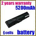 Bateria para toshiba pa3533u-1bas pa3534u-1bas pa3534u-1brs pa3534u 1brs jigu satellite a200 a205 a210 a215 a300 l300 l450d a500
