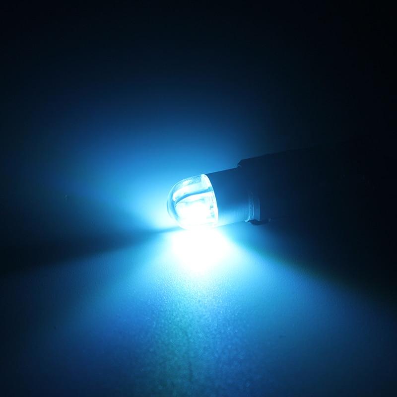 자동차 스타일링 W5W LED T10 3030 2SMD 자동 램프 168 194 - 자동차 조명 - 사진 2