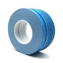 2 шт. 5 мм 6 мм 7 мм 8 мм 10 мм 20 мм Двухсторонняя клейкая лента для IC охлаждающая булавка фиксированный светодиодный COB светильник теплоотвод термоклеевая лента