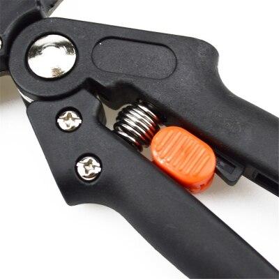 Профессиональный инструмент прививки секатор фрукты ветви деревьев режущего инструмента с дополнительными 2 лезвия