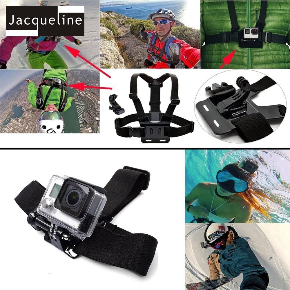 Jacqueline za dodatke za torbice Držalo za pritrditev Gopro hero HD - Kamera in foto - Fotografija 5