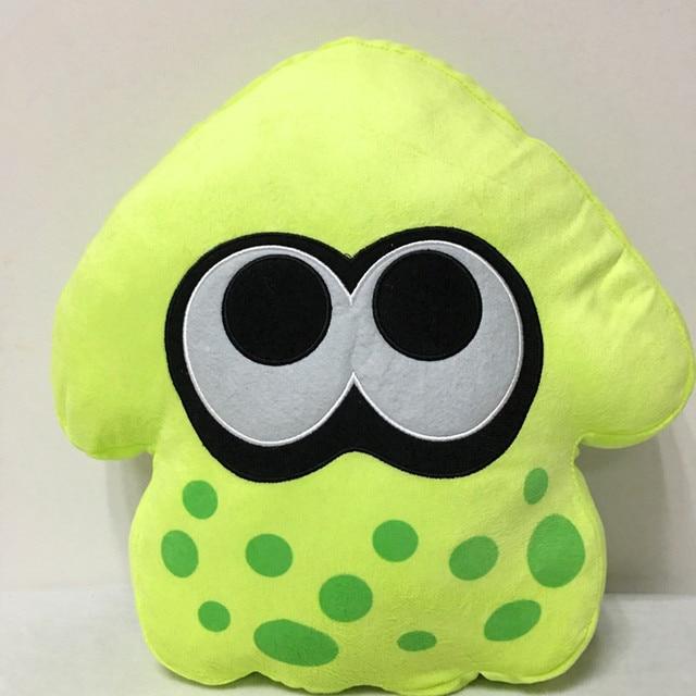 32cm Splatoon 2 Plush Pillow Soft Stuffed Animal 2 Styles Japan Splatoon Bonhommd Plush Toys Doll for Children Birthday Gift