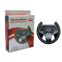 Free shipping Steering Racing Wheel for Sony Playstation PS4 Joypad Grip Controller Compact Light weight Durable