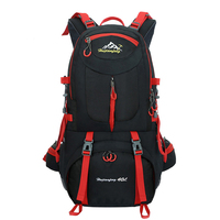 40L Outdoor Sport camelback Backpack Climb Camping Running Cycling Camel Bag For Foldable Water Bags Hydration Pack Container