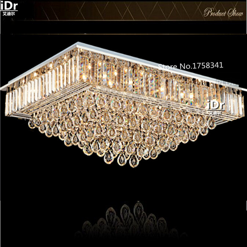Nitecore extreme led ceiling light decorated living room for Rectangular master bedroom