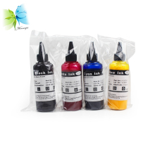 Winnerjet 100ML X 5 sets 4 colors waterproof pigment ink for Epson L310 L330 L350 L360 printing