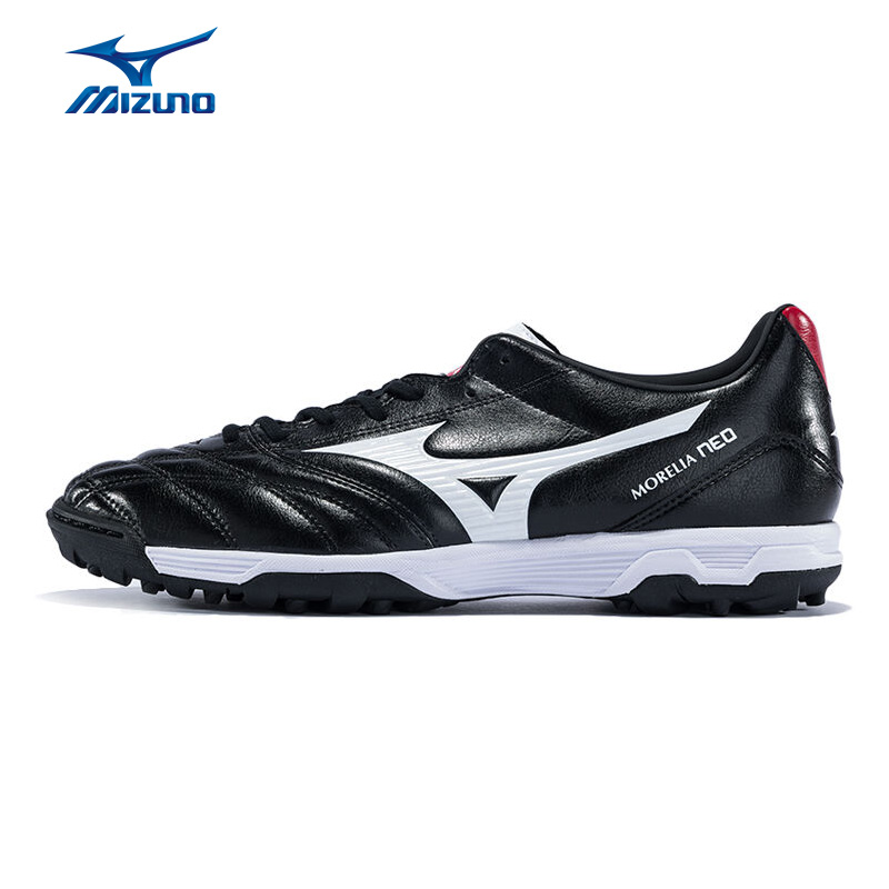 MIZUNO Men's MORELIA NEO UT AS Soccer Shoes TF Support Breathable Sneakers Sports Shoes P1GD151501 YXZ040 2008 donruss sports legends 114 hope solo women s soccer cards rookie card