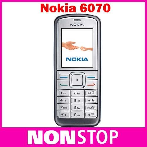 6070 Original Nokia 6070 Unlocked Refurbished Cell Phone ...