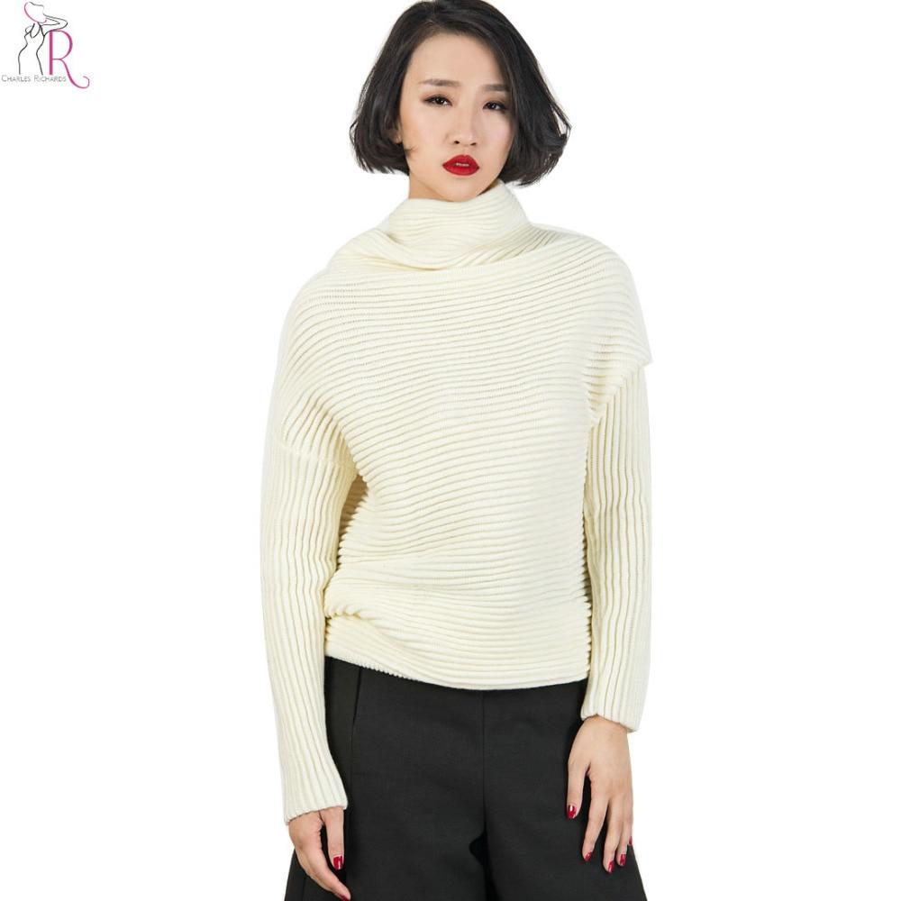 Quarter shirt oversized dress turtleneck sweater