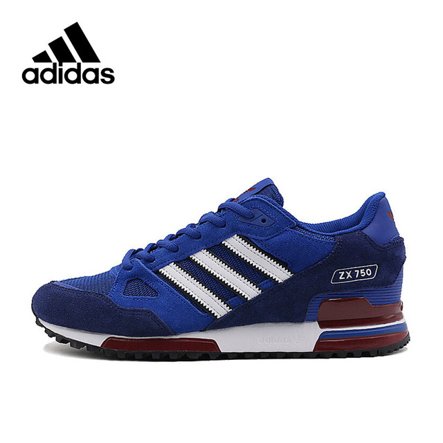 pretty nice d5715 8d571 ... store intersport authentic new arrival 2017 adidas originals zx 750  unisex skateboarding shoes sneakers free shipping