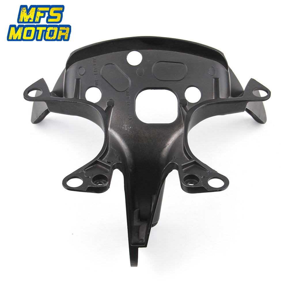 For Yamaha 99 02 YZFR6 YZF R6 YZF R6 Motorcycle Upper Fairing Stay Front Cowling Headlight Bracket 1999 2000 2001 2002 in Headlight Bracket from Automobiles Motorcycles