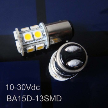 High quality 12/24VAC/DC 2.5W 1142 led Warning Signal Lamp bulb lights,BA15d led Boat Yacht Ship Lights free shipping 50pcs/lot