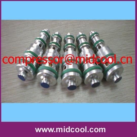 Válvula de controle de compressor V5 azul