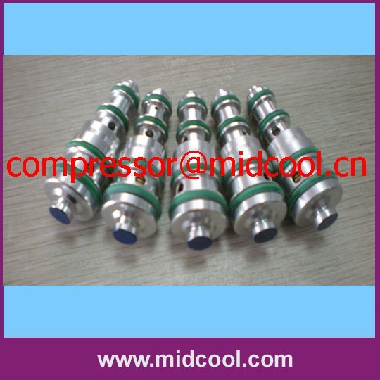 V5 compressor blue control valve
