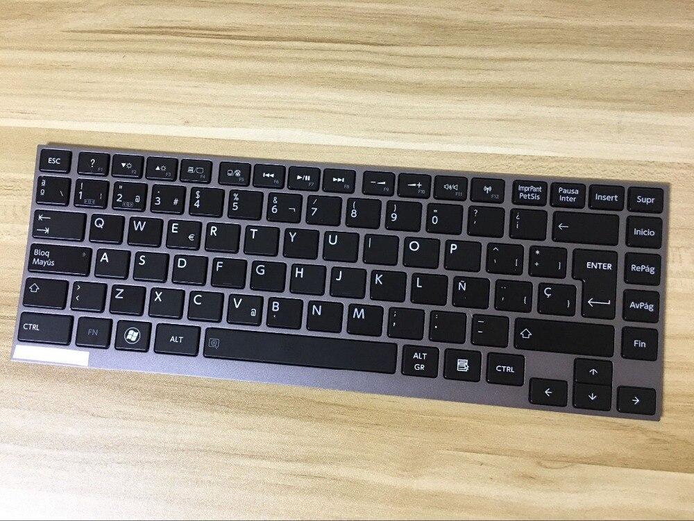 где купить New keyboard for Toshiba U800 U840 U940 U845W U900 U920t Z830 Z835 Z930 U835 spanish/German/French/UK/Hungarian /Russian layout по лучшей цене