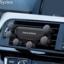 Better Protect Universal Car Phone Holder Gravity Stand For