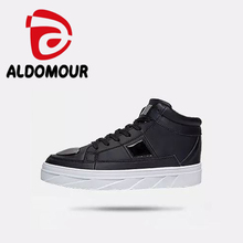 ALDOMOUR Sneakers Size39-44 Back to the future Women deportivos 2018 sport  fashion Hard court fbb20aa2aefd