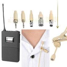 Всенаправленный зажим для галстука нагрудные петличный микрофон конденсаторный микрофон майка Shure Audio-Technica Sennheiser MiPro беспроводной системы