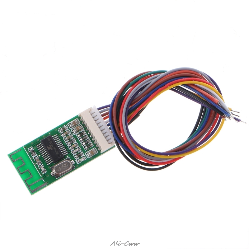 KCX BT001 Wireless Bluetooth 4.2 Audio Receiver Module Circuit Board Stereo