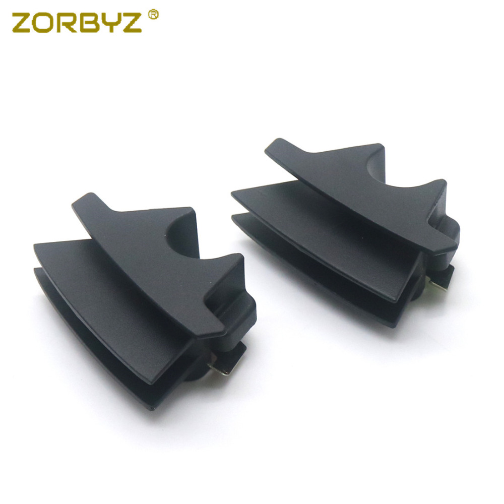 ZORBYZ Motorcycle Finned Spark Plug Covers Protective For Harley Touring Road King 2017 2018 Softail 2018