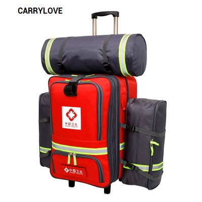 CARRYLOVE medical luggage series 20inch Wear-resisting enquiring, check box, waterproof  ...