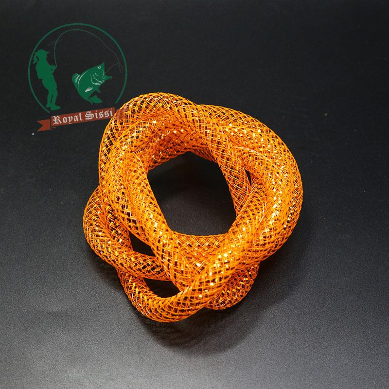 Royal Sissi 5 tahun / Set 5 Warna Campuran EZ braid Tubing 8mm - Penangkapan ikan - Foto 5