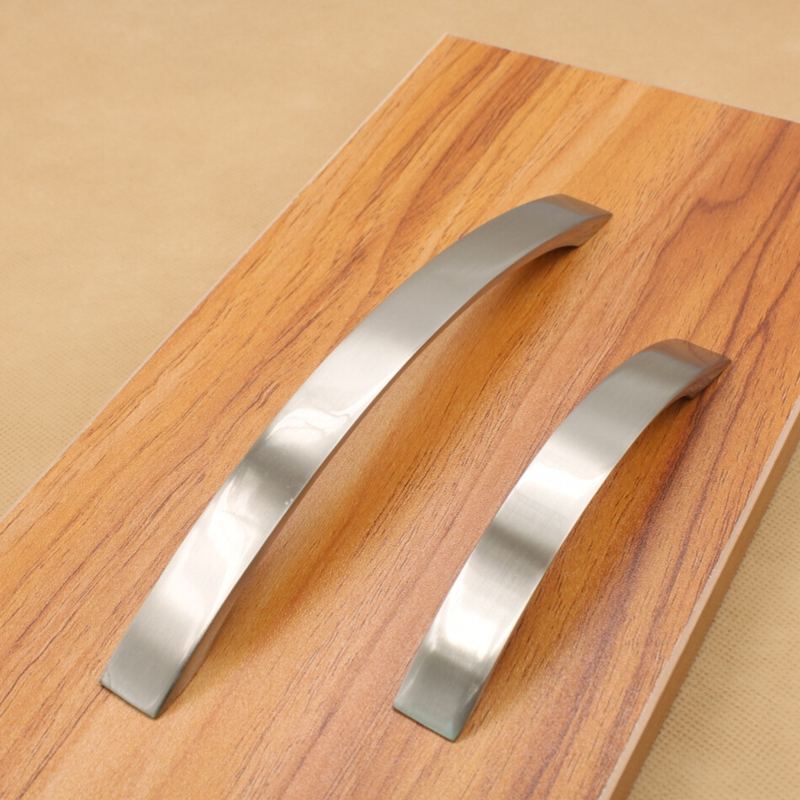 Cabinet Handle Aluminum Alloy Knob European Modern Furniture Hardware  Drawing Double Holes Drawer Wardrobe Pull Handles Part 59