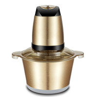 Meat Grinders upgrade color steel stainless grinder home electric large capacity mixer small stuffing