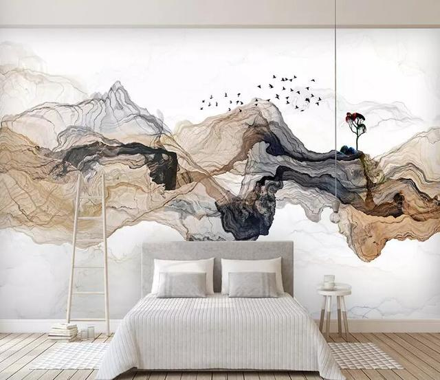 wall paper custom photo wallpaper mural zen mood abstract inkwall paper custom photo wallpaper mural zen mood abstract ink landscape wall decorative painting papel de parede