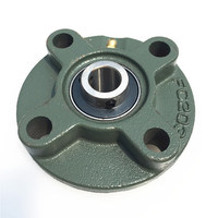 Gcr 15 UCFC203 (d=17mm) Mounted and Inserts Bearings with Housing Pillow Blocks