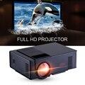 Zeepin VS314 Portátil Mini LED Projetor 1500 Lumens 800x480 Pixels 1080 P Full HD Projetor Projetor de Home Theater Com Controle Remoto controle