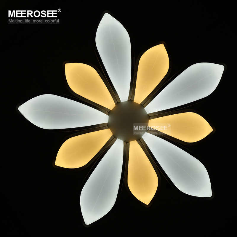 Современный светодиодный люстра светодиодные лампы Акриловые бусинки лампы люстры лампы лампа в стиле Техно для столовой гостиной