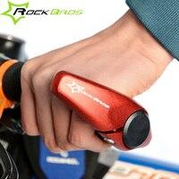 RockBros Alüminyum Bisiklet Sapları MTB Dağ Bisikleti Bar Ends Bisiklet Barend Barends Gidon Sapları Döngüsü Parçaları 5 renkler 879