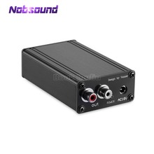Nobsound Mini LP Vinyl Phono Stage MM RIAA Turntables Pre amplifier Single ended Class A Discrete Preamp