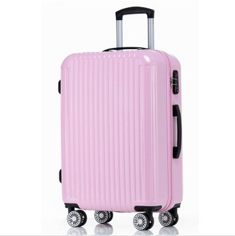 Aliexpress.com : Buy 3 PCS Aluminum frame suitcase luggage women ...