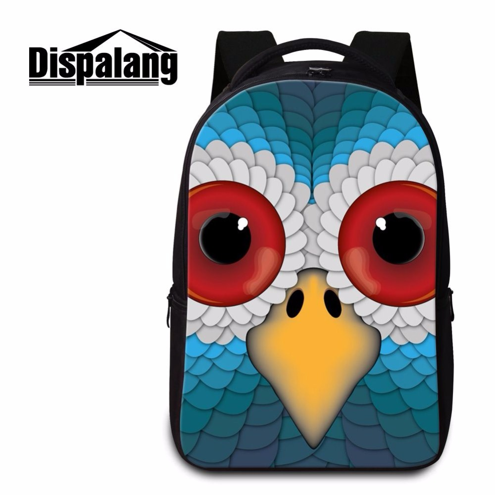 popular backpack owl printing buy cheap backpack owl printing lots