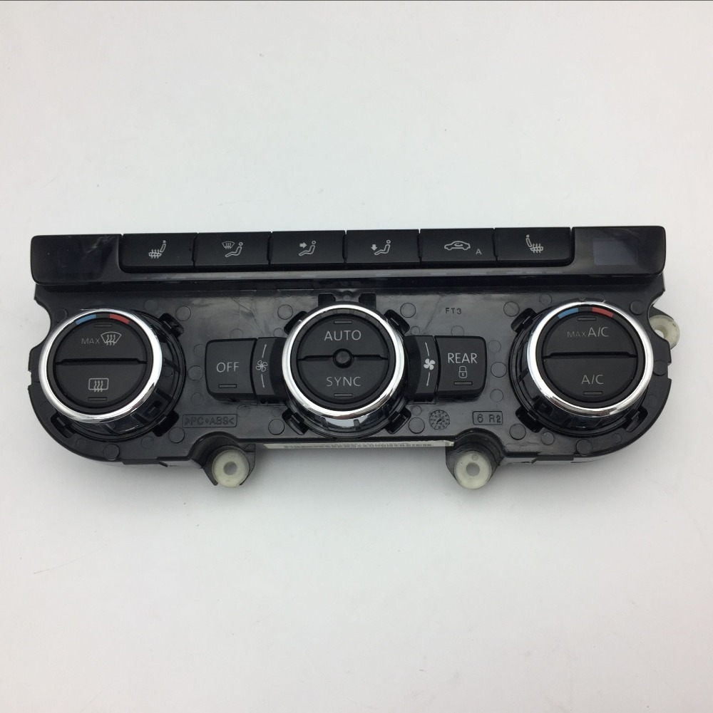 For Vw Passat B7 Automatic Air Conditioner Switch Air