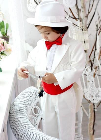 Top vente/livraison gratuite/vêtements pour enfants sur mesure nouveau Style complet costume de mariage garçon/tenue pour garçons