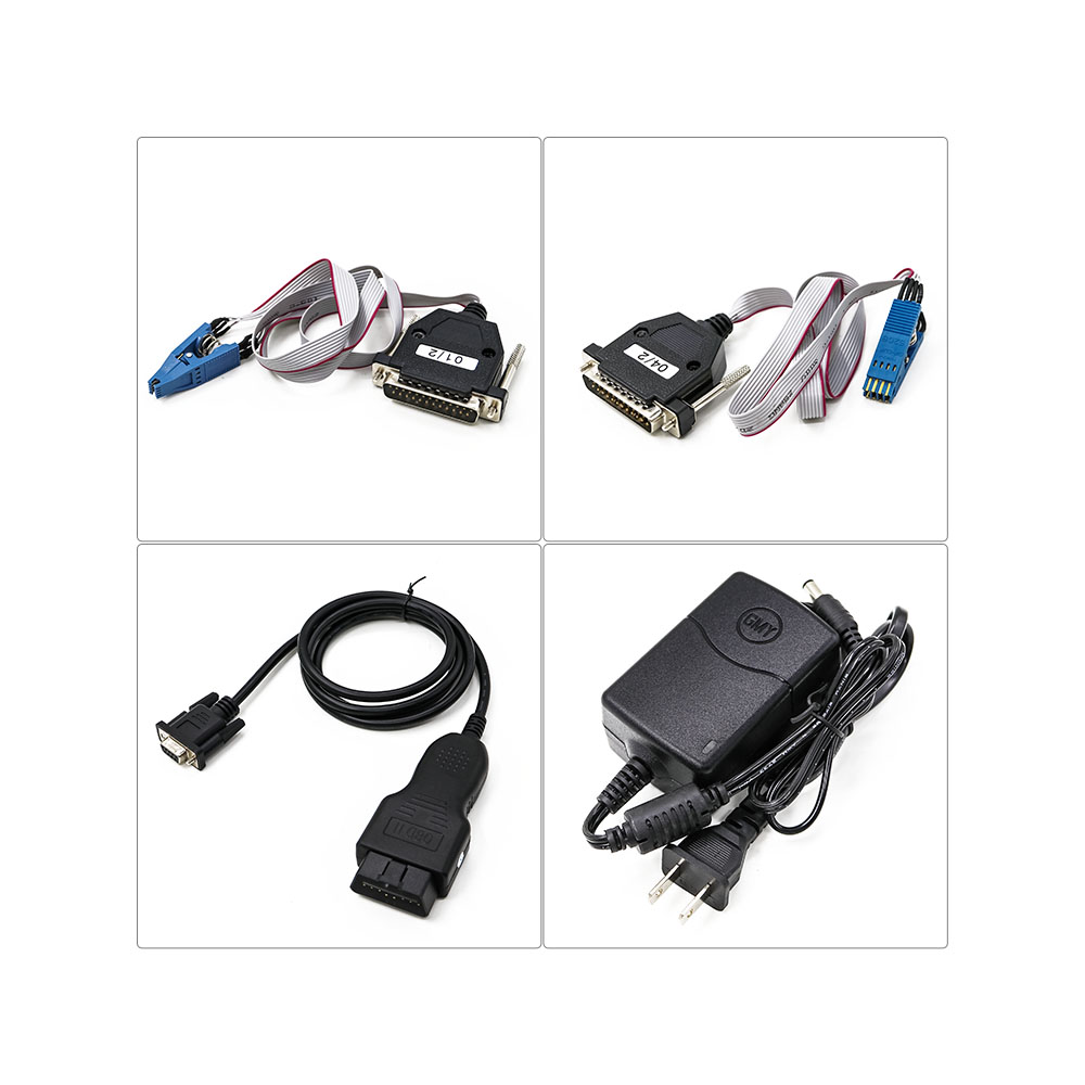 Image 5 - Main Unit of Digiprog 3 odometer programmer V4.94 Digiprog iii with OBD2 ST01 ST04 Digiprog3 digiprog 3 Odometer correction tool-in Car Diagnostic Cables & Connectors from Automobiles & Motorcycles on