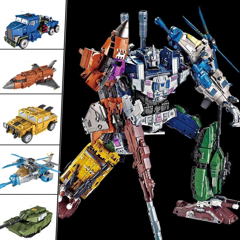 Weijiang Transform Toys G1 MP36 գլուխգործոց - Խաղային արձանիկներ - Լուսանկար 2