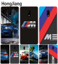 HongJiang luxury bmw M3 photo print cover phone case for Nokia 6 5 3  Lumia 630 640 640XL