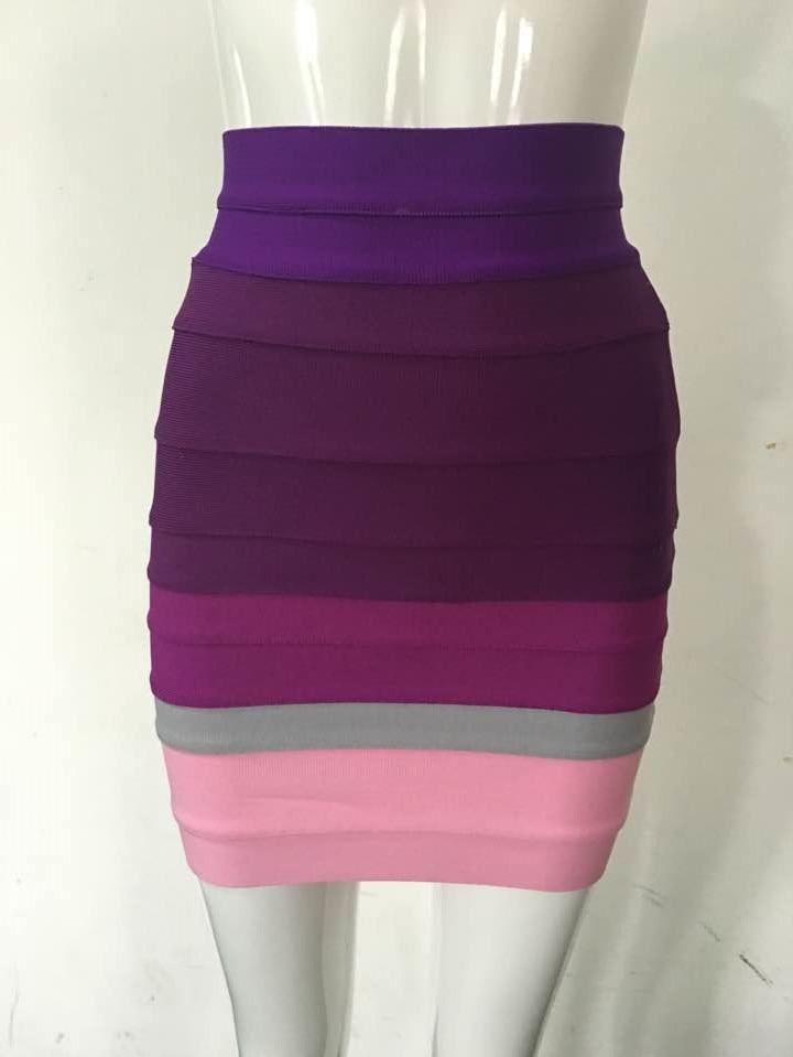 Popular Purple Pencil Skirt-Buy Cheap Purple Pencil Skirt lots ...