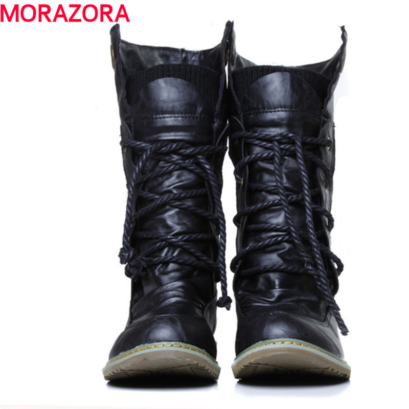 Plus size 34-43 Hot sale 2017 New brand fashion cheap ankle boots for women lace up martin boots flats autumn shoes pf 04 printhead resetter for canon printhead pf04 for canon ipf650 ipf655 ipf750 ipf755 printer head reset