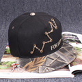 Baseball cap visor 2016 new summer sombrero baseball plus Raiders hip-hop team hat gorra outdoor street dance couples casquette