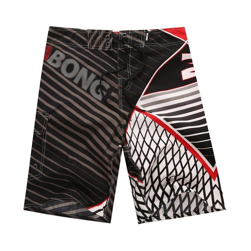 Mens Swimwear Trunks Beach Board Shorts Sexy Men Swimsuit Beachwear Swimming Boxer Swim Wear Bathing Suit Short Pants Bottoms