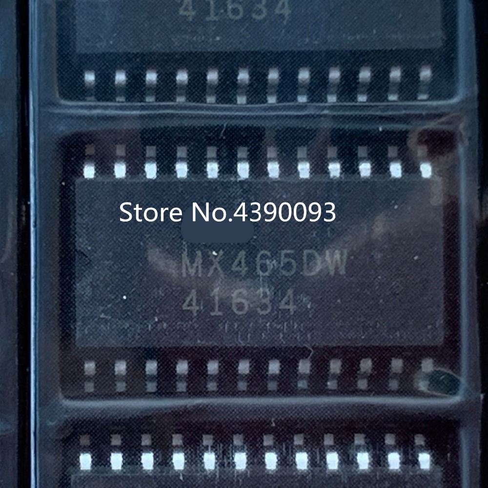 10pcs lot MX465DWTR MX465DW MX465 SOP24