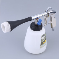 Air Opearted Car Washer Equipment Foam Gun Car Cleaning Sprayer With A Brush