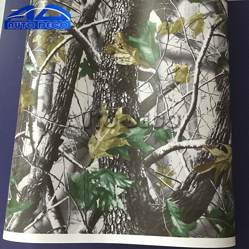 Camouflage Car Wrap Realtree Camo Vinyl Break Up Jumbo