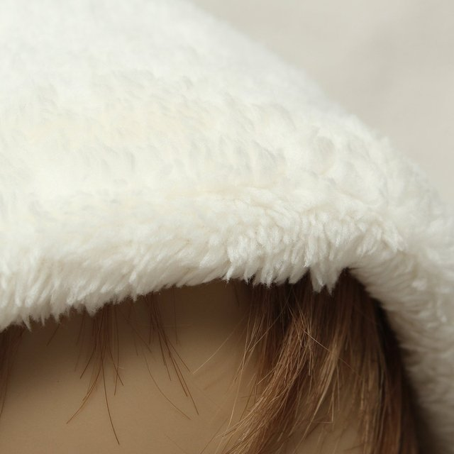 d98dadbaf Hot Girl Wool Blend Hat 3 in 1 Hat / Scarf / Gloves Cute Warm Hot New on  Aliexpress.com | Alibaba Group